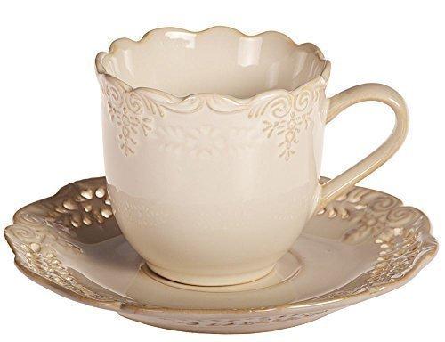 service amelia geschirrset kaffeeservice tafelservice porzellan geschirr 12tlg tasse m. Black Bedroom Furniture Sets. Home Design Ideas